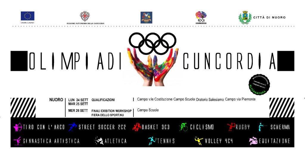 Olimpiadi Cuncordia 2012