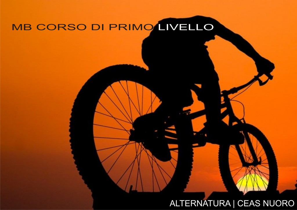 Monte in Bike
