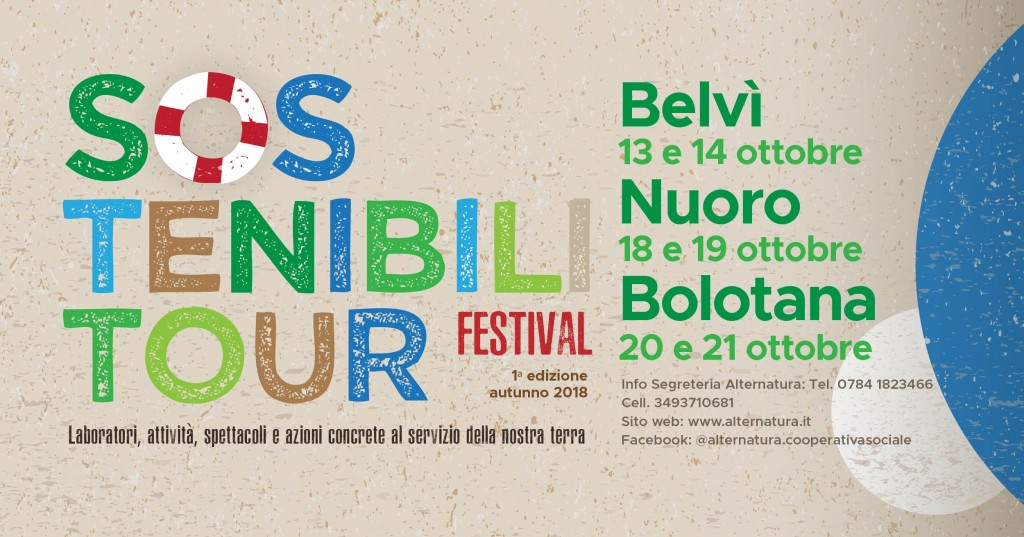 SOS TENIBILI TOUR 2018